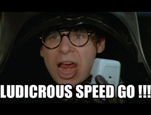 Delivering at Ludicrous-Velocity