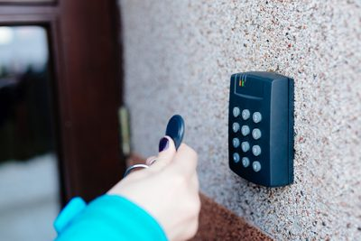 Choose From Best-in-Class Access Control Hardware